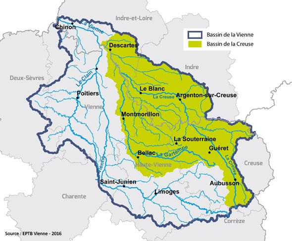 Bassin de la creuse etablissement public territorial du for Habitat de la vienne chatellerault